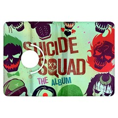 Panic! At The Disco Suicide Squad The Album Kindle Fire Hdx Flip 360 Case by Onesevenart