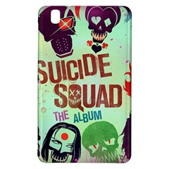 Panic! At The Disco Suicide Squad The Album Samsung Galaxy Tab Pro 8 4 Hardshell Case by Onesevenart