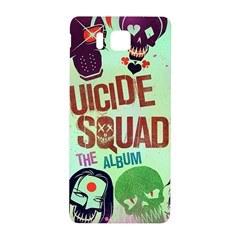 Panic! At The Disco Suicide Squad The Album Samsung Galaxy Alpha Hardshell Back Case by Onesevenart