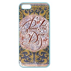 Panic! At The Disco Apple Seamless Iphone 5 Case (color) by Onesevenart