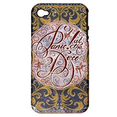 Panic! At The Disco Apple Iphone 4/4s Hardshell Case (pc+silicone) by Onesevenart