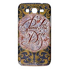 Panic! At The Disco Samsung Galaxy Mega 5 8 I9152 Hardshell Case  by Onesevenart