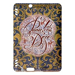 Panic! At The Disco Kindle Fire Hdx Hardshell Case by Onesevenart