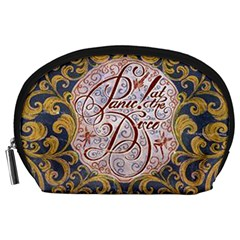Panic! At The Disco Accessory Pouches (large)  by Onesevenart