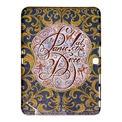 Panic! At The Disco Samsung Galaxy Tab 4 (10 1 ) Hardshell Case  by Onesevenart