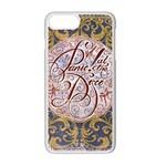 Panic! At The Disco Apple iPhone 7 Plus White Seamless Case