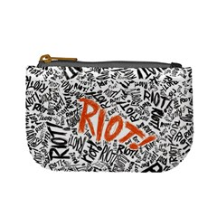 Paramore Is An American Rock Band Mini Coin Purses by Onesevenart