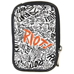 Paramore Is An American Rock Band Compact Camera Cases by Onesevenart