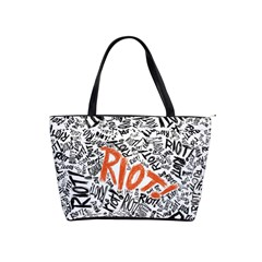Paramore Is An American Rock Band Shoulder Handbags by Onesevenart