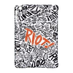 Paramore Is An American Rock Band Apple Ipad Mini Hardshell Case (compatible With Smart Cover) by Onesevenart