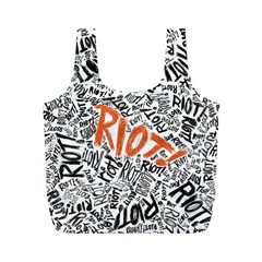Paramore Is An American Rock Band Full Print Recycle Bags (m)  by Onesevenart