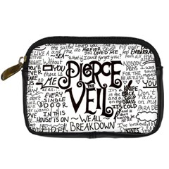 Pierce The Veil Music Band Group Fabric Art Cloth Poster Digital Camera Cases by Onesevenart