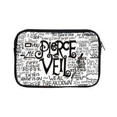 Pierce The Veil Music Band Group Fabric Art Cloth Poster Apple Ipad Mini Zipper Cases by Onesevenart