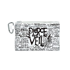 Pierce The Veil Music Band Group Fabric Art Cloth Poster Canvas Cosmetic Bag (s) by Onesevenart