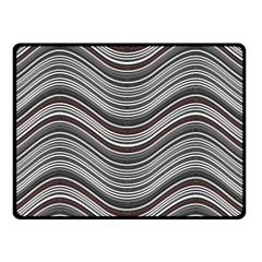 Abstraction Fleece Blanket (small) by Valentinaart