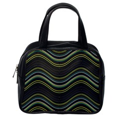 Abstraction Classic Handbags (one Side) by Valentinaart