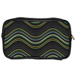 Abstraction Toiletries Bags 2 Side by Valentinaart