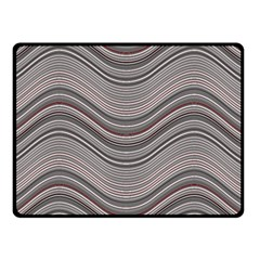 Abstraction Fleece Blanket (small) by Valentinaart