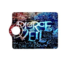 Pierce The Veil Quote Galaxy Nebula Kindle Fire Hd (2013) Flip 360 Case by Onesevenart