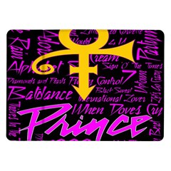 Prince Poster Samsung Galaxy Tab 10 1  P7500 Flip Case by Onesevenart