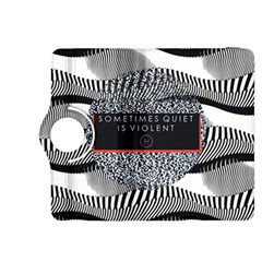 Sometimes Quiet Is Violent Twenty One Pilots The Meaning Of Blurryface Album Kindle Fire Hdx 8 9  Flip 360 Case by Onesevenart