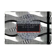 Sometimes Quiet Is Violent Twenty One Pilots The Meaning Of Blurryface Album Ipad Mini 2 Flip Cases by Onesevenart