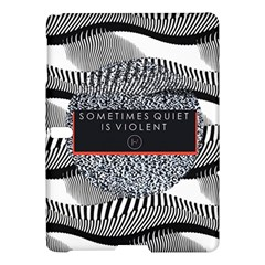 Sometimes Quiet Is Violent Twenty One Pilots The Meaning Of Blurryface Album Samsung Galaxy Tab S (10 5 ) Hardshell Case  by Onesevenart