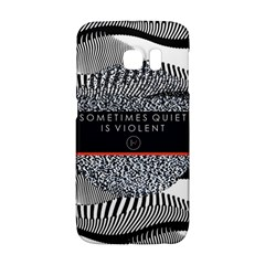Sometimes Quiet Is Violent Twenty One Pilots The Meaning Of Blurryface Album Galaxy S6 Edge by Onesevenart