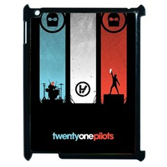 Twenty One 21 Pilots Apple Ipad 2 Case (black) by Onesevenart