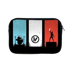 Twenty One 21 Pilots Apple Ipad Mini Zipper Cases by Onesevenart