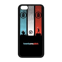Twenty One 21 Pilots Apple Iphone 5c Seamless Case (black) by Onesevenart