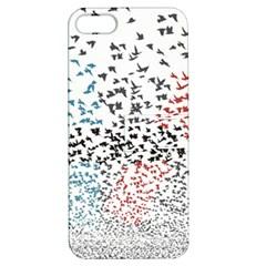 Twenty One Pilots Birds Apple iPhone 5 Hardshell Case with Stand by Onesevenart