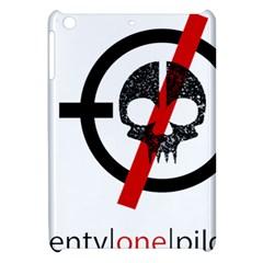 Twenty One Pilots Skull Apple Ipad Mini Hardshell Case by Onesevenart