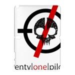 Twenty One Pilots Skull Galaxy Note 1