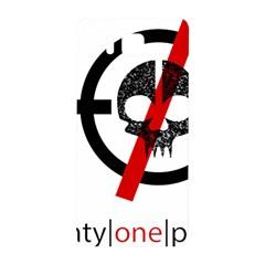 Twenty One Pilots Skull Samsung Galaxy Alpha Hardshell Back Case by Onesevenart