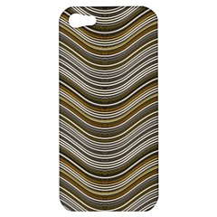 Abstraction Apple Iphone 5 Hardshell Case by Valentinaart