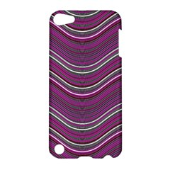 Abstraction Apple Ipod Touch 5 Hardshell Case by Valentinaart