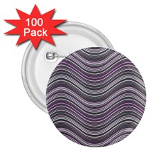 Abstraction 2 25  Buttons (100 Pack)  by Valentinaart