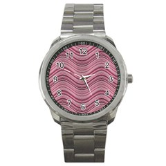 Abstraction Sport Metal Watch by Valentinaart
