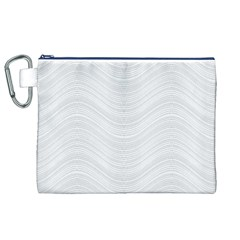 Abstraction Canvas Cosmetic Bag (xl) by Valentinaart