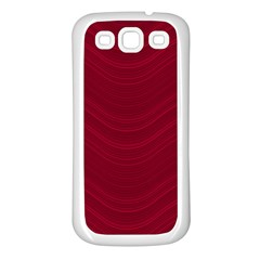 Abstraction Samsung Galaxy S3 Back Case (white) by Valentinaart