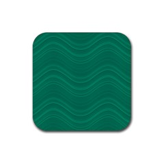 Abstraction Rubber Square Coaster (4 Pack)  by Valentinaart