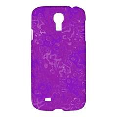 Abstraction Samsung Galaxy S4 I9500/i9505 Hardshell Case by Valentinaart