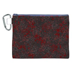 Abstraction Canvas Cosmetic Bag (xxl) by Valentinaart