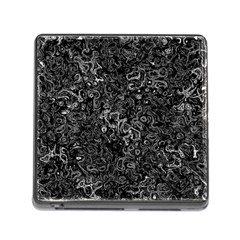 Abstraction Memory Card Reader (square) by Valentinaart