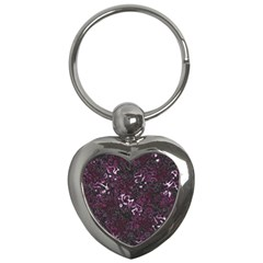 Abstraction Key Chains (heart)  by Valentinaart