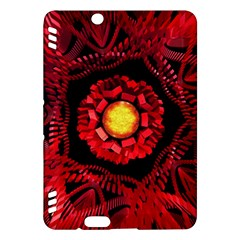 The Sun Is The Center Kindle Fire Hdx Hardshell Case by linceazul