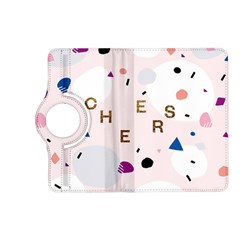 Cheers Polkadot Circle Color Rainbow Kindle Fire Hd (2013) Flip 360 Case by Mariart