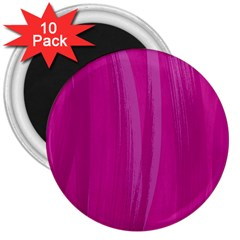 Abstraction 3  Magnets (10 Pack)  by Valentinaart