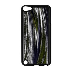 Abstraction Apple Ipod Touch 5 Case (black) by Valentinaart